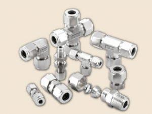 Stainless Steel Tube Fittings & Valves